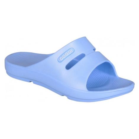 Coqui NICO modrá - Dámske šľapky