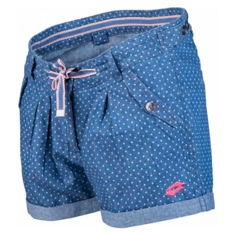 Lotto DONNA modrá - Dámske šortky