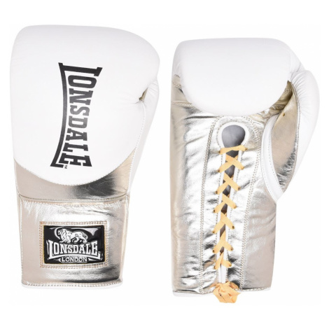 Lonsdale L60 Lace Leather Fight Gloves