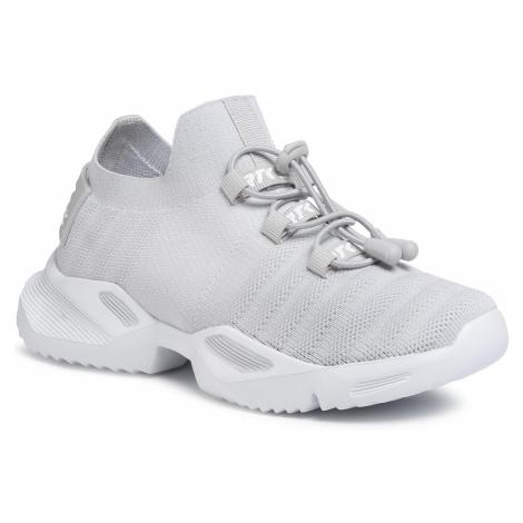 Sneakersy BARTEK - 78203-AWH  Biały