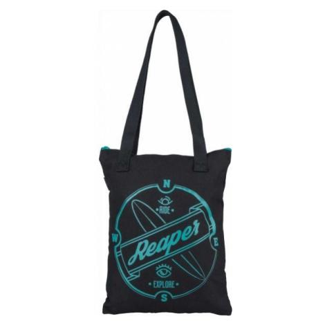 Reaper BEACHBAG čierna - Plážová taška