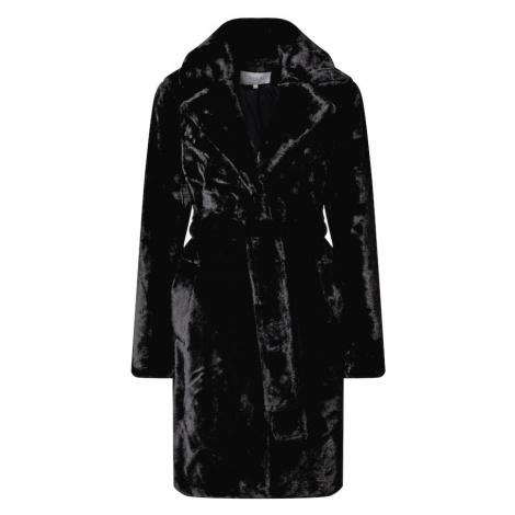 VILA Zimný kabát  čierna