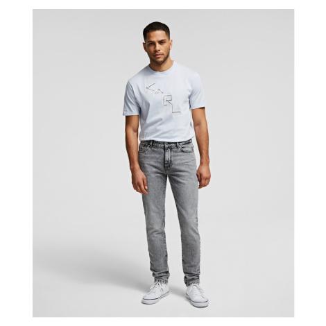 Džínsy Karl Lagerfeld Karl Essential Denim Pants