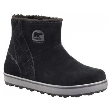 Sorel GLACY SHORT čierna - Dámska zimná obuv