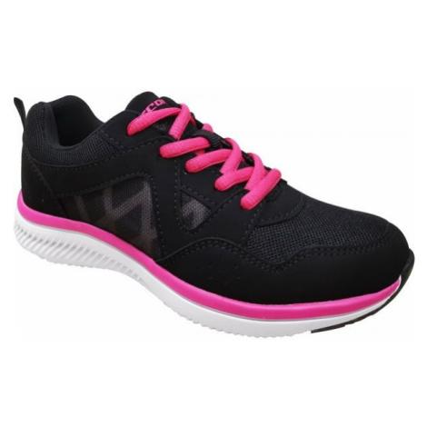 Arcore NICOLAS čierna - Dievčenská bežecká obuv