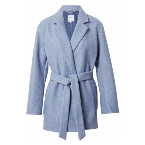 ONLY Prechodný kabát  modrofialová