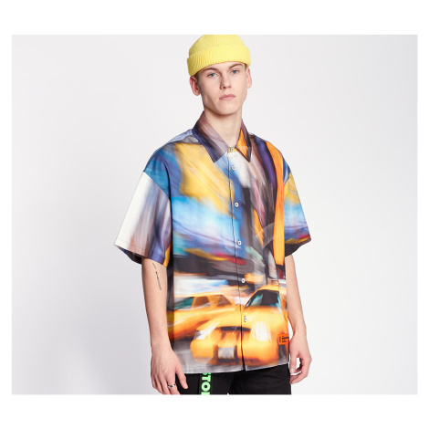 HERON PRESTON Taxi Baseball Shirt Multicolor