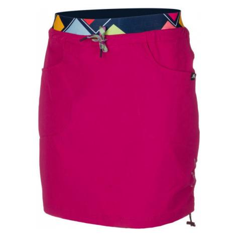 Northfinder ZUGILA ružová - Dámska sukňa