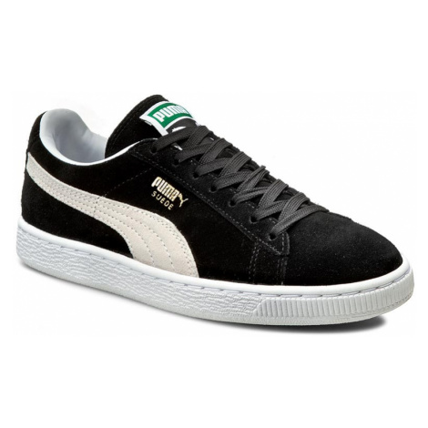 Sneakersy PUMA - Suede Classic+ 352634 03 Black/White