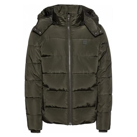 Urban Classics Zimná bunda  olivová