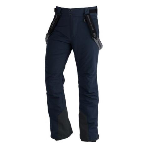 Northfinder LARK tmavo modrá - Pánske lyžiarske nohavice