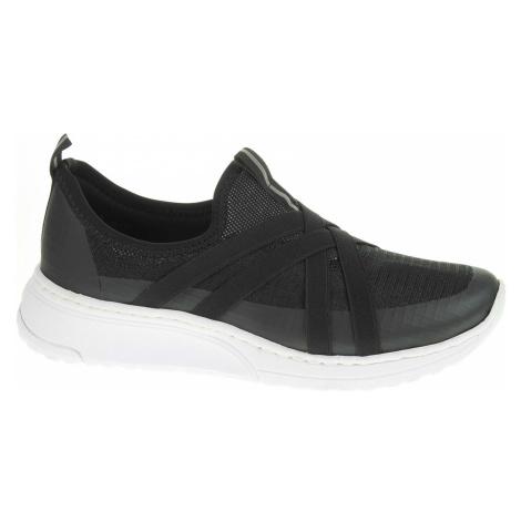 Dámská obuv Rieker N5050-01 schwarz N5050-01