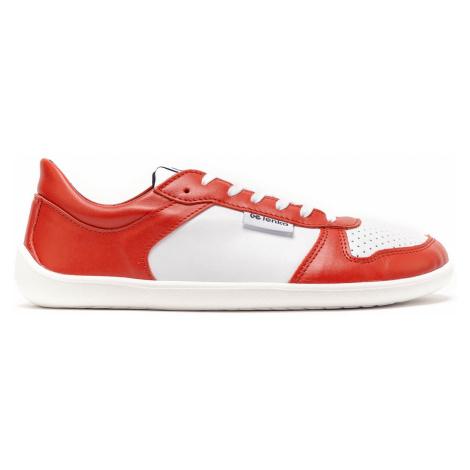 Barefoot tenisky Be Lenka Champ - Patriot - Red & White 35