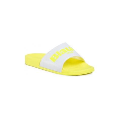 Blauer Šľapky S0PALM01/FLU Žltá
