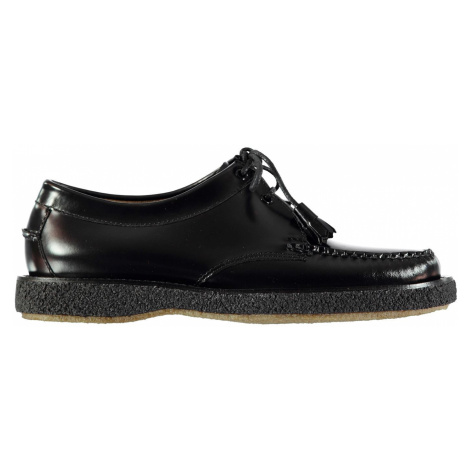 Bass Weejuns Tie Shoes Black