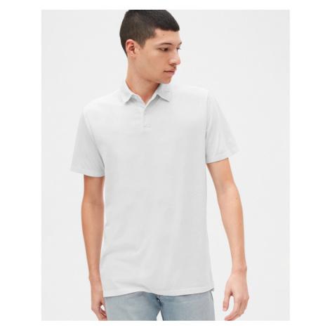 GAP Polo tričko Biela