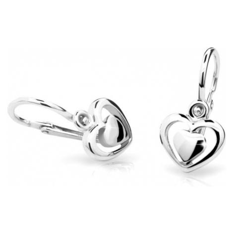 Cutie Jewellery Detské náušnice C1604-10-10-X-2