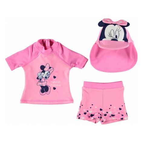 Character detský plavecký set 3 balenie Disney Minnie