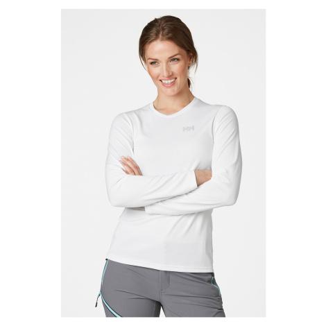 Dámske biele funkčné tričko Helly Hansen Lifa Active
