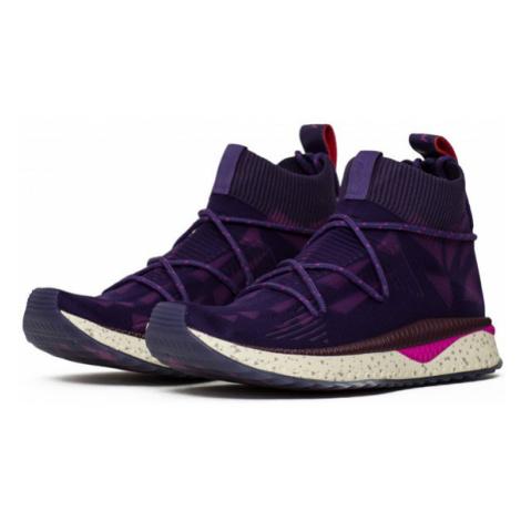 Tenisky Puma Tsugi Evoknit Sock Naturel Italian Plum Prism Violet - Veľkosť EU:40-Veľkosť US:7.5