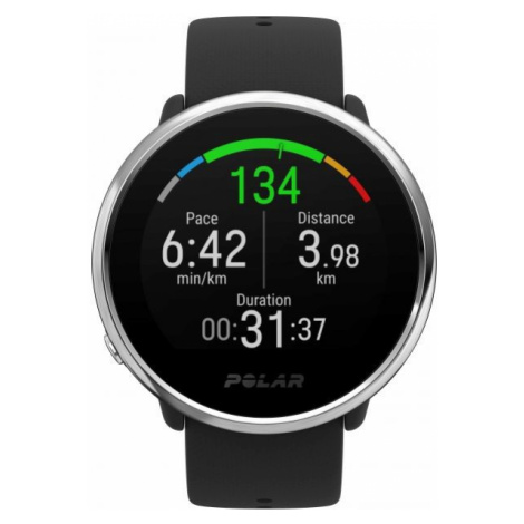 POLAR IGNITE čierna - Multišportové hodinky s GPS a záznamom tepovej frekvencie