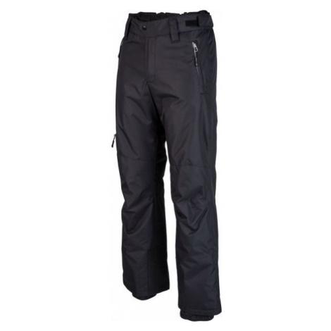 Willard FERGUS čierna - Pánske lyžiarske nohavice