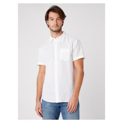 Košile Wrangler Biela