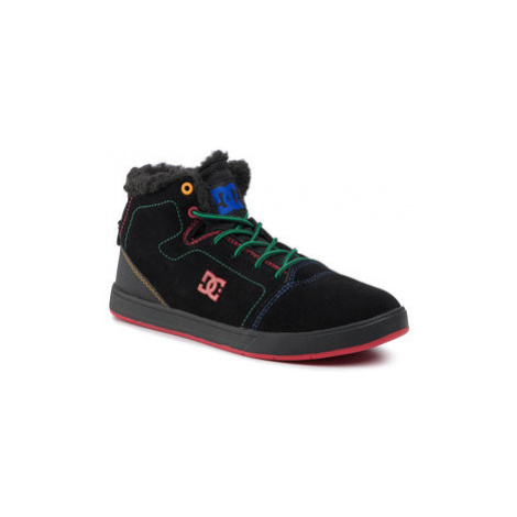 DC Sneakersy Crisis High Wnt ADBS100215 Čierna