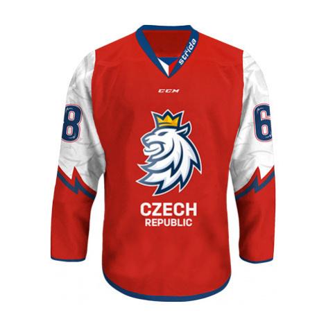 Ccm Český Hokej Červený