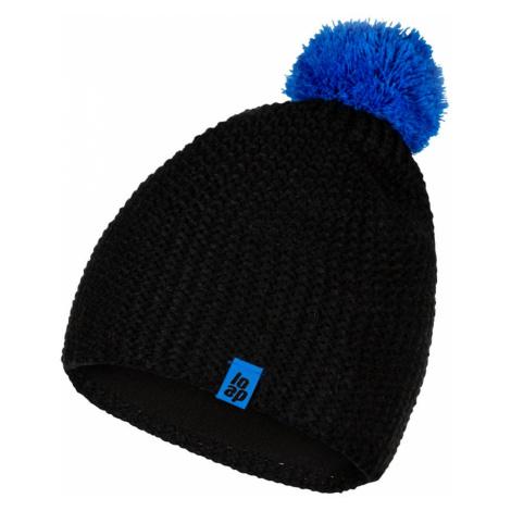 ZALO winter hat black LOAP