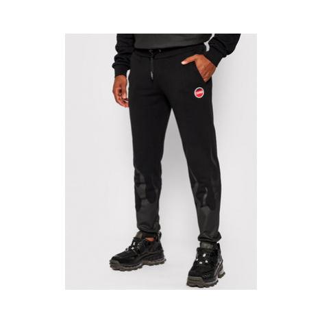 Colmar Teplákové nohavice Mood 9723 6UX Čierna Regular Fit