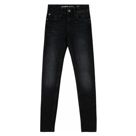GARCIA Džínsy 'Xandro'  čierna Garcia Jeans