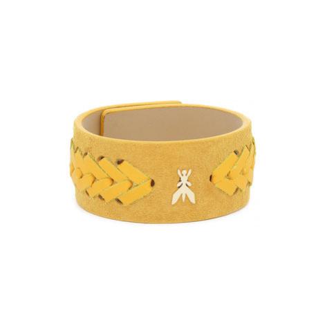 Patrizia Pepe Náramok Bracciale/Bracelet 2V9584/A484-Y380 Žltá