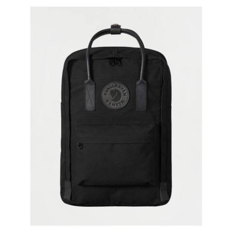 Trendový čierny ruksak Fjallraven Kanken Fjällräven