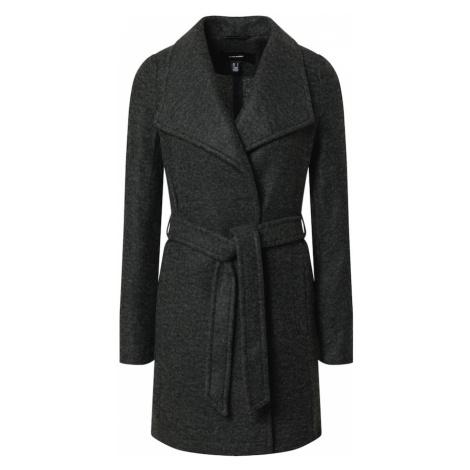 VERO MODA Prechodný kabát 'DORA'  tmavosivá