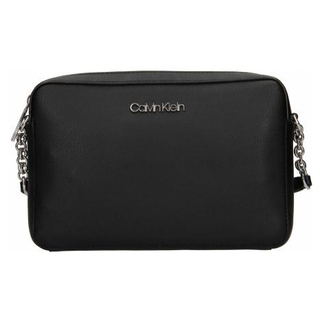 Dámska crossbody kabelka Calvin Klein Naoni - čierna