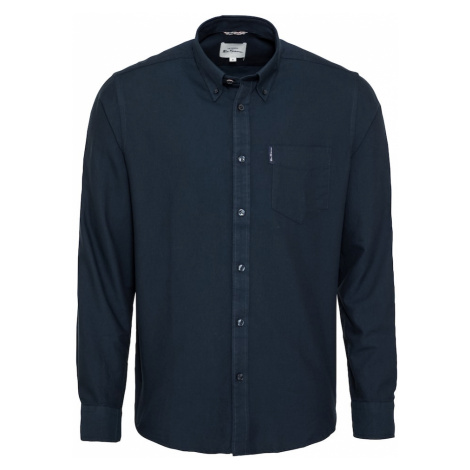 Ben Sherman Biznis košeľa  námornícka modrá
