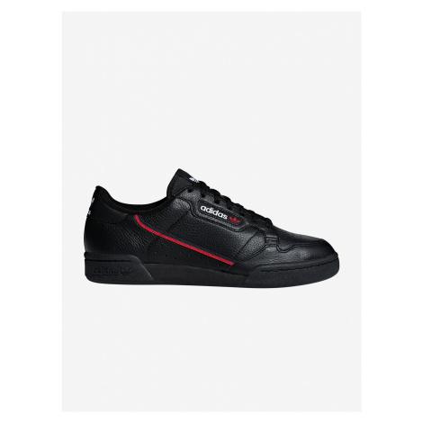 Continental 80 Tenisky adidas Originals Čierna