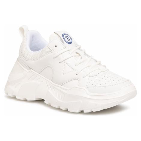 Sneakersy TRUSSARDI JEANS - 79A00455 W001