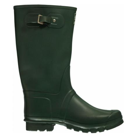 Jonathon Charles Wide Wellie Boot 93 Green