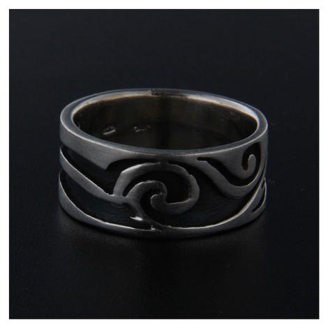Strieborný prsteň 13968