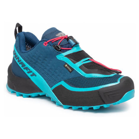 Topánky DYNAFIT - Speed Mtn Gtx W GORE-TEX 64037 Poseidon/Silvretta 8970