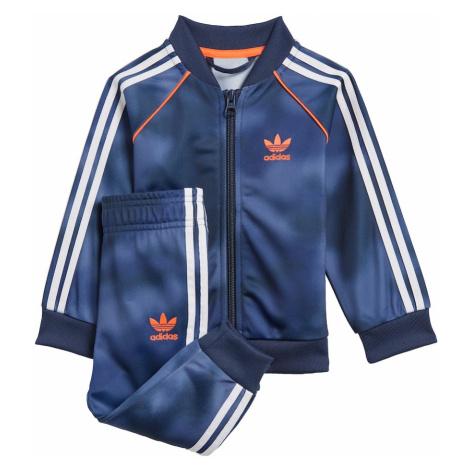 ADIDAS ORIGINALS Joggingová súprava  modrá / biela / oranžová