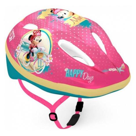 Disney PRILBA ružová - Detská cyklistická prilba