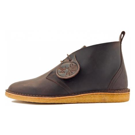 EKN Footwear Chukka čižmy 'Max'  hnedá