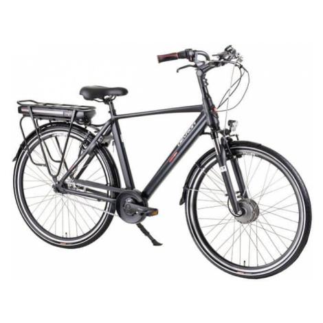 "Mestský elektrobicykel Devron 28125A 28"" - model 2019 Farba Black"