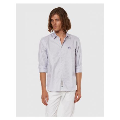 Košeľa La Martina Man L/S Shirt Fancy Twill