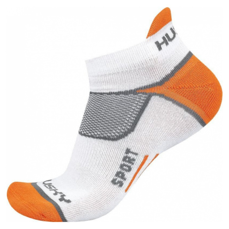Husky Sport oranžová, M(36-40) Ponožky