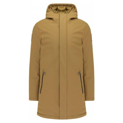 MO Zimná bunda  okrová
