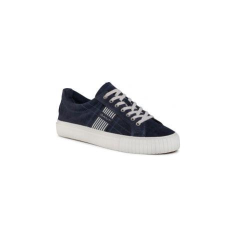 Gant Sneakersy Faircourt 20633486 Tmavomodrá